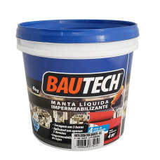Manta Líquida Concreto 4kg Bautech