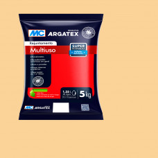 Rejunte Super Resinado Travertino 5kg Argatex