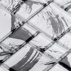 Pastilha de Vidro Monet White 30 x 30 R-LBG3T