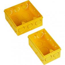 Caixa Luz 4X4 Eletroduto Flexível CB Amanco