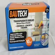 Manta liquida transparente BAUTECH 3,5kg Brilhante