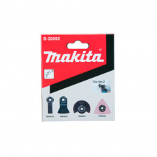 Kit de Lâminas para Multicortadora 4 Peças Piso 2 B-30592 Makita