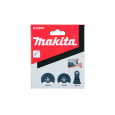 Kit de Lâminas para Multicortadora 3 Peças Piso 1 B-30601 Makita