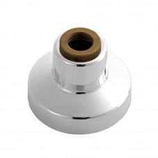 Canopla ABS Cromado C45/C50 Pequeno 080701 Blukit
