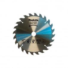 Disco de Serra Madeira 20 x 185mm D-03355 Makita