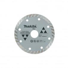 Disco de Corte Turbo para Esmerilhadeira 22,23 x 115mm D-44301 Makita