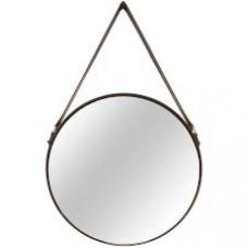 Espelho Preto em Metal Mart