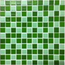 Pastilha de Vidro Mix Green 30 x 30 R-LBG4823