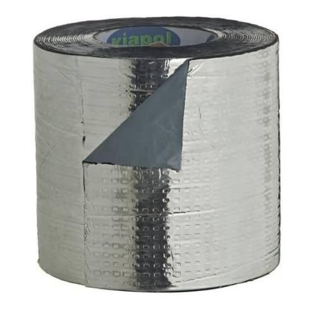 Fita Adesiva Alumínio 94cmX10m VIAPOL