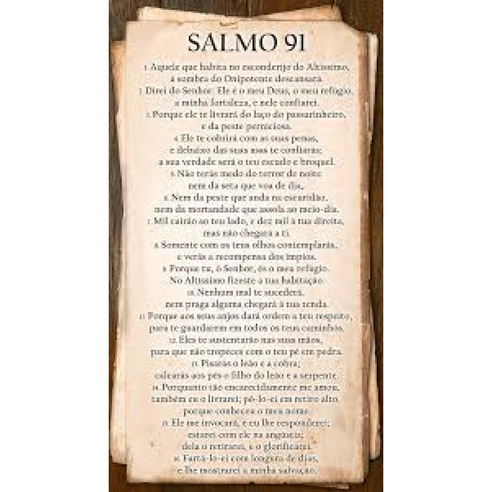Revestimento Salmos 91 32 x 57cm Vivence